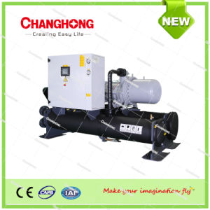 Changhong Water Cooled Screw Chiller Cooling Machine pictures & photos