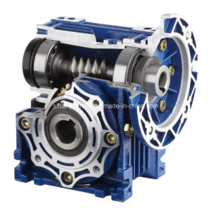 Chinese Motovario-Like RV Series Deceleration Nmrv075 Worm Gearbox pictures & photos