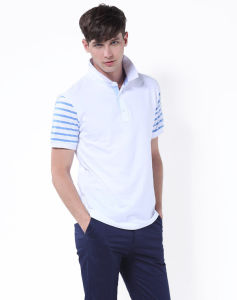 China Factory Custom Mens Polo Shirts pictures & photos