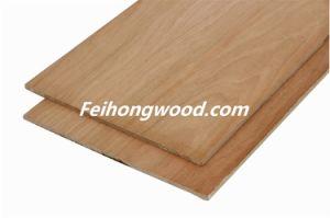 Cherry Veneered MDF (Medium-density fiberboard) for Furniture pictures & photos