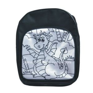 Doodle School Bag Backpack for Kids (SF-2024)