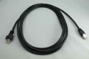 Gige Vision Cable Cat 6 SSTP Ethernet Cable Assemblies for Basler Cameras