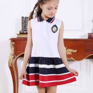 2016 Guangzhou Factory Price Fitness Boy′s and Girl′s School Uniforms pictures & photos