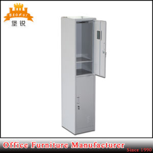 Vertical Single Column Outdoor Used Cheap 2 Tier Metal Swimming Pool Steel Storage Locker pictures & photos
