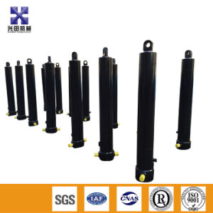 Multistage Telescopic Hydraulic Cylinder for Trailer/Dump Truck pictures & photos