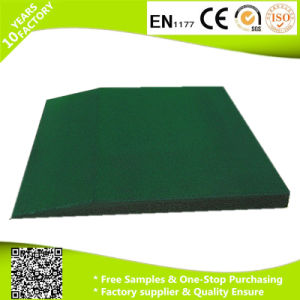 Installation Material Rubber Corner for Rubber Flooring Tiles Playground Fitness pictures & photos