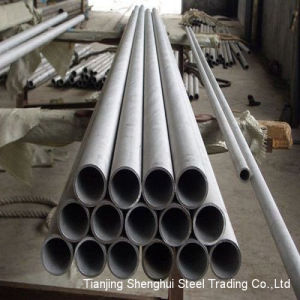 Professional Manufacturer Seamless Stainless Steel Pipe (410S) pictures & photos