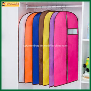 Promotion Non Woven Suit Carrier Travel Garment Bag (TP-GB089) pictures & photos
