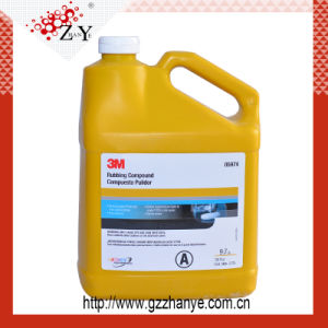3m Original 05974 Rubbing Compound for Car Polishing 1 Gallon pictures & photos