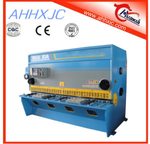 High Quality with Good Price Guillotine Shears Hydraulic Guillotine Shearing Machine pictures & photos