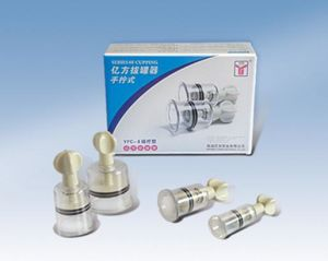 FC - 4 Twist - Top Magnetic Cupping Set 4 Cups pictures & photos