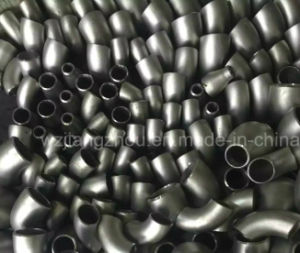Pipe Fittings Stainless Steel 90 Degree Elbow pictures & photos