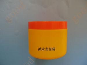 500ml HDPE Plastic Cream Jar Hair Care Container G30 pictures & photos