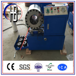 5 Years Reliable Warranty 1/4′′~2′′ Hydraulic Hose Crimping Machine pictures & photos