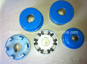 H Elastic Pin Coupling/Shaft Flexible Coupling pictures & photos