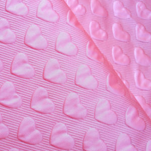 100%Nylon 300t Crinkle Embossed Jacket Fabric