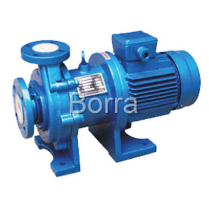 Fluorine-Lined Plastic Magnetic Pump pictures & photos