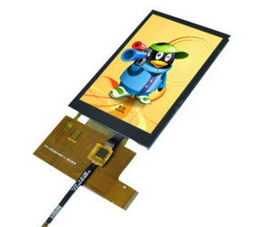 TFT Graphic Serial Custom LCD TFT with Resistive Touch Datasheet pictures & photos