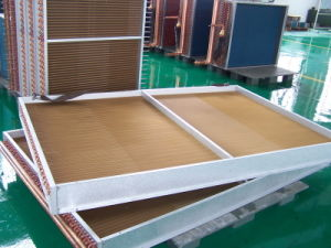 ISO 9001 ISO 14000 Certified Copper Tube Heat Exchanger pictures & photos