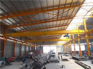 10ton Single Girder Overhead Crane Ld Model pictures & photos