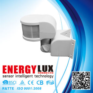 ES-P04C Wall Corner Human Outdoor PIR Motion Sensor pictures & photos