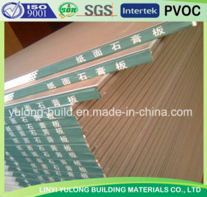 Manufacture Gypsum Drywall Board/Plasterboard with Competitive Price pictures & photos