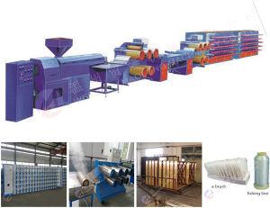 Ml High Quality & High Speed PP/PE/Pet Monofilament Extruder Machine