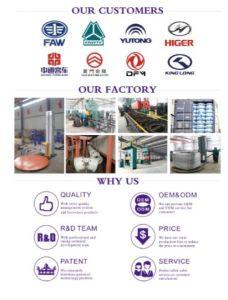 FAW-Supply Zhenyuan Wheel Manufacturer Steel Wheel pictures & photos