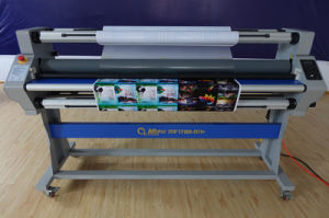 MEFU MF1700-M1 PRO Roll to Roll Cold Laminator Machine Automatic Laminating Machine pictures & photos
