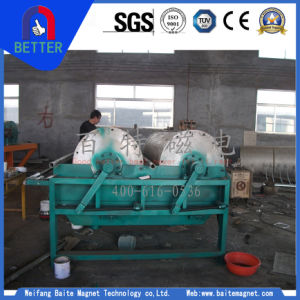 ISO9001 Drum Type/Iron Ore/Tin Ore Magnetic Separator for Heavy Medium Recovery pictures & photos