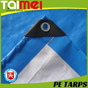 PE Tarpaulin/Tarps with UV Treated for Car /Truck / Boat Cover pictures & photos