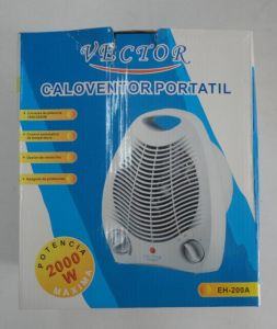 High Quality Electric Fan Heater pictures & photos