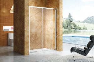 European Style Totally Frame Sliding Shower Enclosure (GL6121) pictures & photos