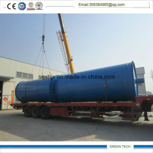 12ton Pyrolysis Plant for Tyre and Plastic to Oil pictures & photos