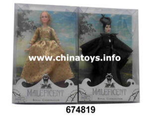 11 Inch Maleficent Doll Carton Doll Toy for Girl (674819) pictures & photos