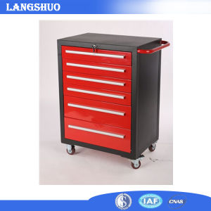 Hot Sale Storage Tools Roller 6 Drawers Tool Chest pictures & photos