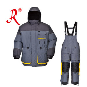 Waterproof Winter Sea Fishing Jacket (QF-920A) pictures & photos