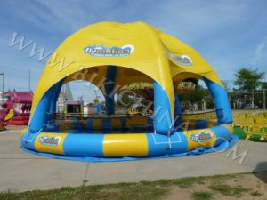 Inflatable Pool With Tent Cover (D2005) pictures & photos