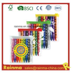 8PCS Color Crayon in PVC Bag pictures & photos
