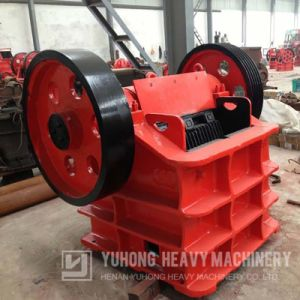 Yuhong Jaw Crusher with High Quality pictures & photos