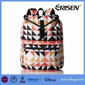 Polyester Waterproof Travel School Laptop Backpack Bag pictures & photos