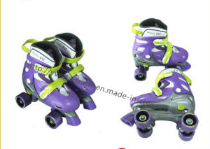 Quad Roller Skate with PVC Wheel (YV-134) pictures & photos