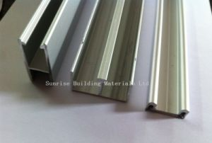 Aluminium Construction Profile with Surface Treatment pictures & photos