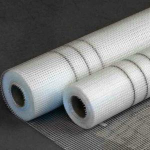10X10mm 90g/110g/125g Alkali Resistant Fiberglass Mesh pictures & photos