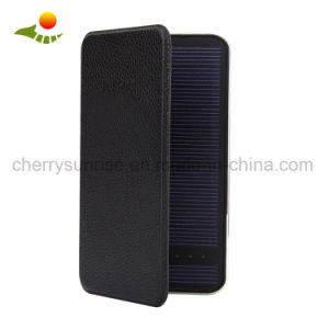 2017 Latest Design Mini Waterproof 10000mAh Solar Power Bank pictures & photos