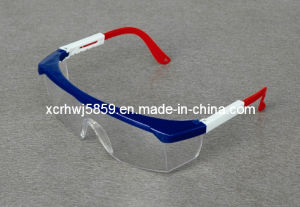 Colorful Frame Safety Goggles (HHG001) and Safety Eyewear
