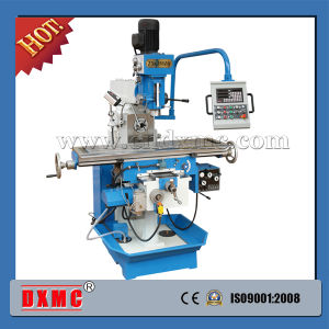 China High Precision Drilling Milling Machine Zx6350za pictures & photos