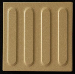 190*190*12mm Non-Slip Porcelain Paving Tile