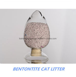 Bentonite Cat Litter/Natural Cat Litter pictures & photos
