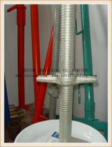 Galvanized U Head Scaffolding Jack Base/Adjustable Screw Jack Base pictures & photos